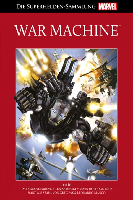 54: War Machine
